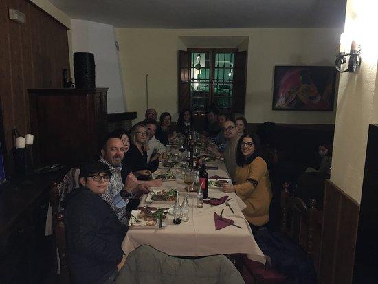 Montejaque, España: Restaurante Entre Ascuas