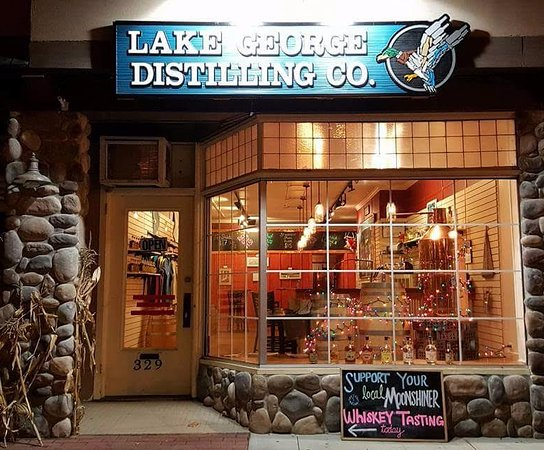 ‪Lake George Distilling Company‬