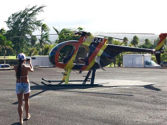 Kahuku, HI: Paradise Helicopters