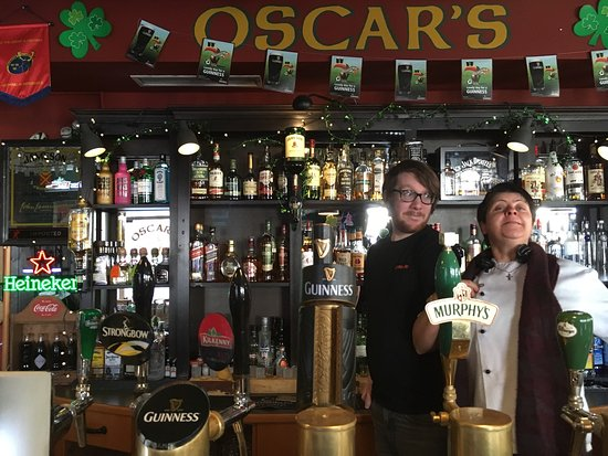 Landstuhl, Germany: Oscar's Irish Bar