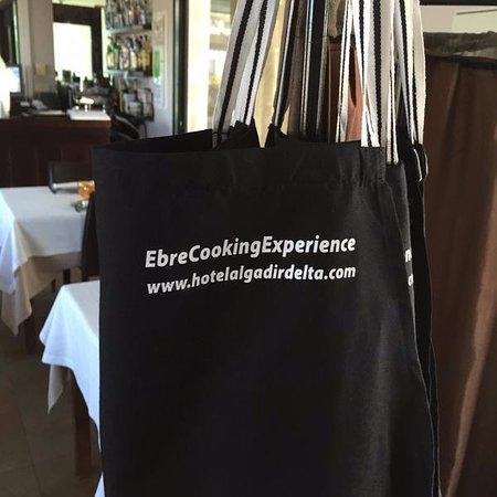 El Poble Nou del Delta, España: organizamos cursos de cocina; empresas, famílias, etc