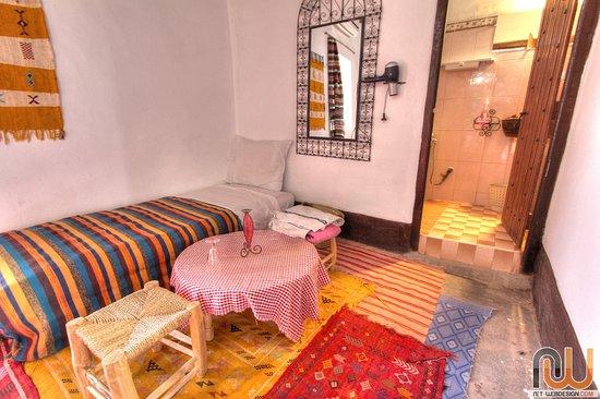 Auberge Kasbah la Datte d'Or Chez Abdellatif: vue of the room