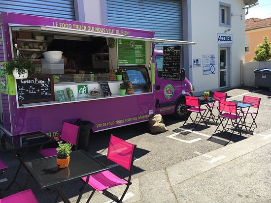 La Valette-du-Var, France : Le Veggy Van