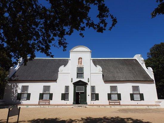 Constantia, แอฟริกาใต้: Das Herrenhaus
