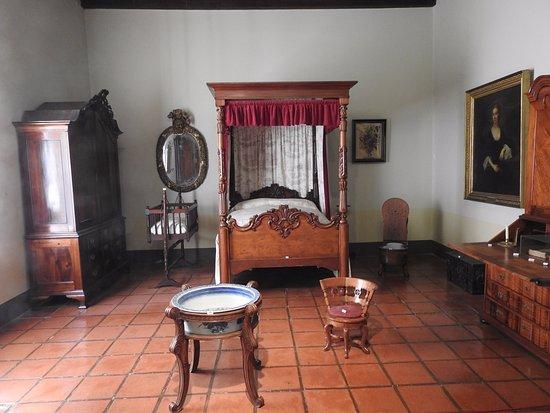 Constantia, แอฟริกาใต้: Schlafen wie vor vielen Jahren