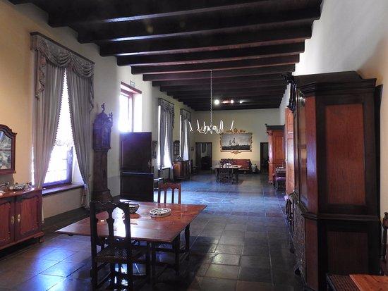Constantia, Sudáfrica: Das Esszimmer