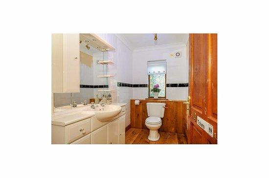 Sennybridge, UK: Toilet for Guest