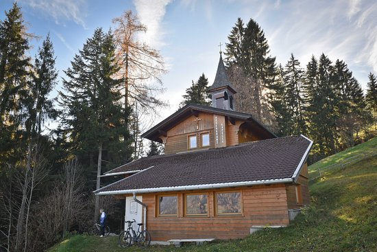 Reith im Alpbachtal, Αυστρία: Rosenkranzkapelle in Reith i.A.