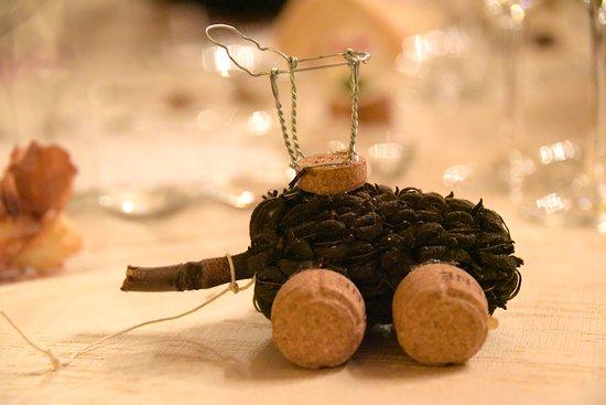 Orbassano, Italia: coccole