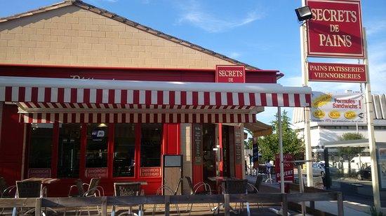 Secrets de pains talence 461 cours de la lib ration for Restaurant talence