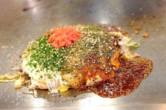 Suginami, Japón: 広島風お好み焼 伊豆川