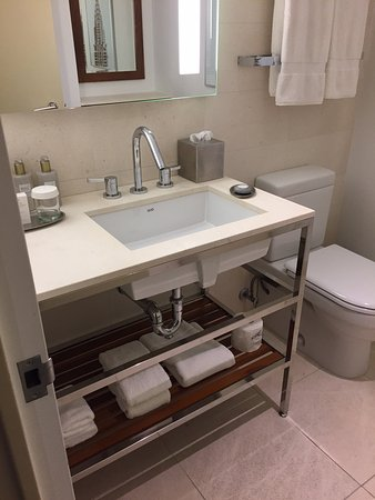 Cassa Hotel 45th Street New York: Bathroom