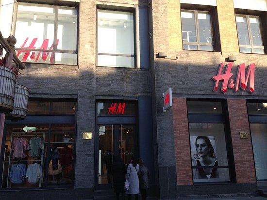 H&M前門大街店