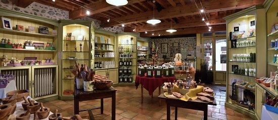 Moulin Fortune Arizzi : La boutique du domaine