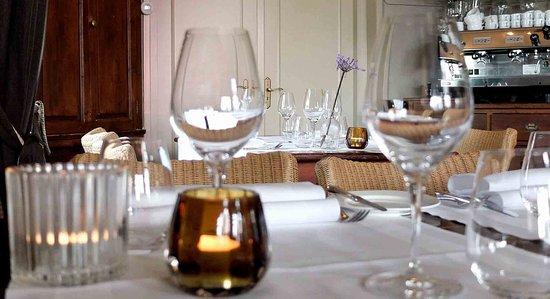 Restaurant Soigné te Bussum (NL)