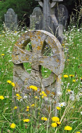 Stibb, UK: and more crosses
