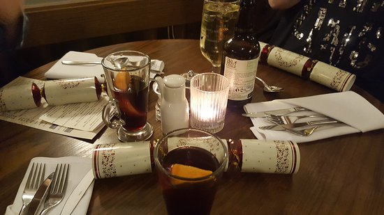 Alcester, UK: Christmas meal