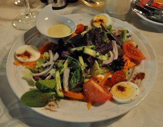 Carpe Diem: Beilagensalat zur Fleischplatte