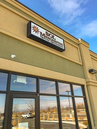 Sol Margaritas Storefront Delta, Colorado