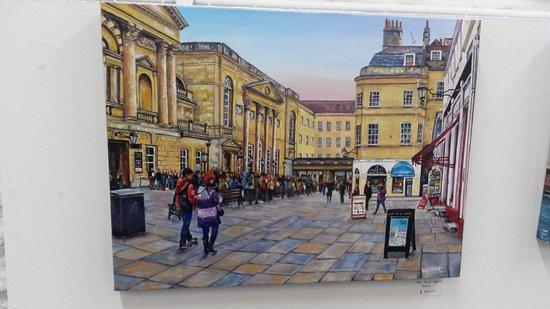 Steve Wheeler study of Bath