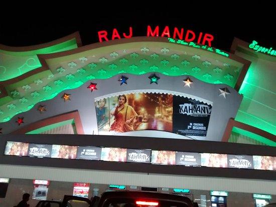 Raj Mandir Cinema: Raj Mandir screeing Kahani-2