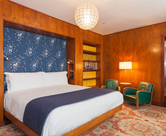 The Maritime Hotel, Hotels in New York City