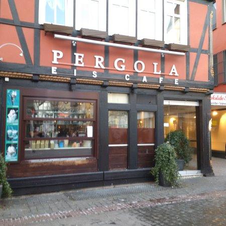 Eis-Cafe Pergola