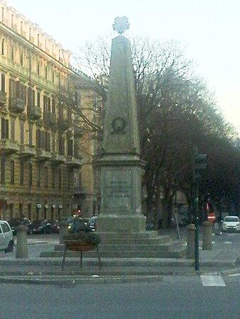 Obelisco ai Morti del 1821