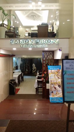 Saigon Europe Hotel-bild