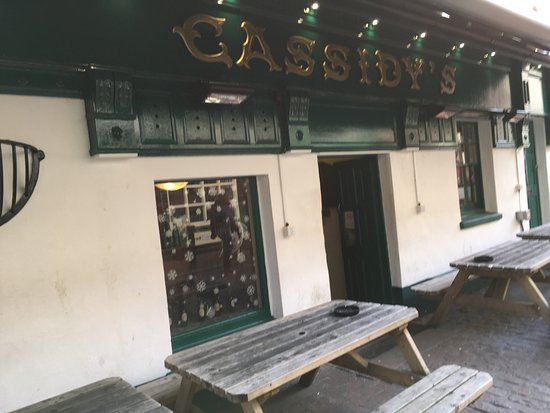 Cassidy's Sports Bar