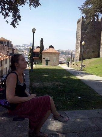 Porto District, โปรตุเกส: Murallas y preciosas vistas!