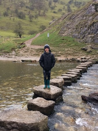 Ashbourne, UK: Dovedale