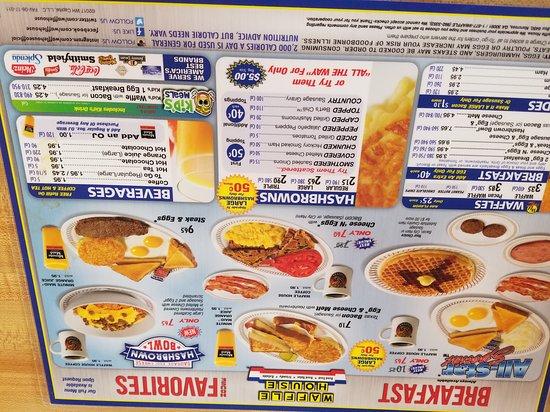 20170118 093459 Large Jpg Picture Of Waffle House Slidell Tripadvisor