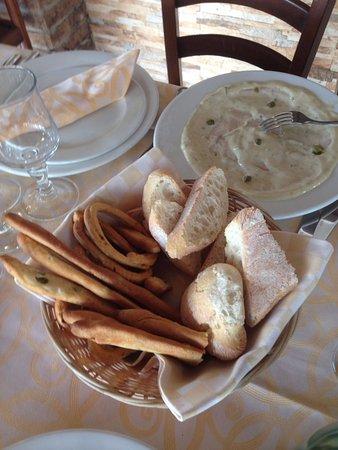 Cornaredo, Italien: pane