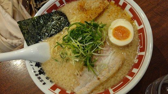 Warabi, Japão: 定番のラーメン!