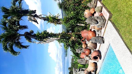 Nuevo Arenal, Kostaryka: La Mansion Inn Arenal Hotel