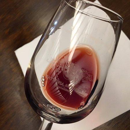 Montalcino, Italien: 와인을 시음할 수 있습니다.