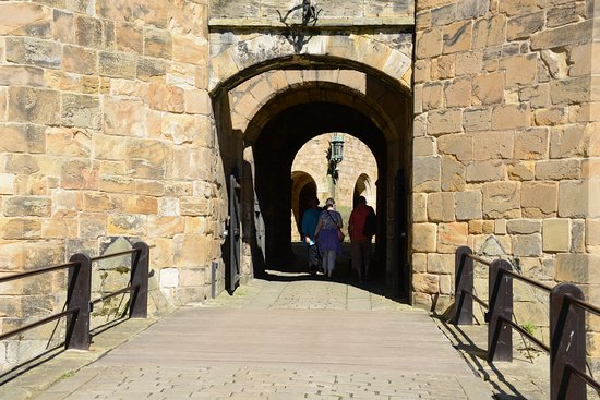 Alnwick, UK: Main Entry