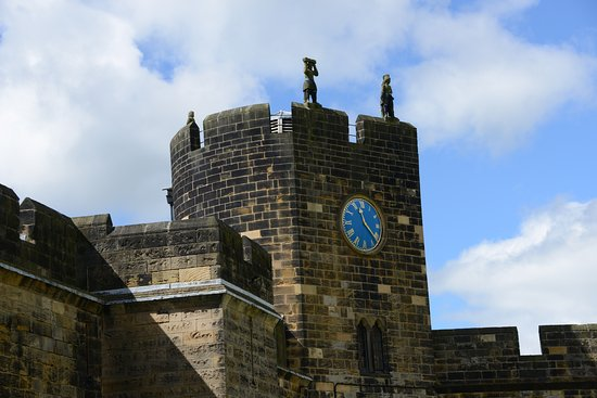 Alnwick, UK: Clock Tower
