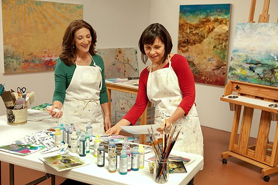 Painting Classes with Nancy Reyner