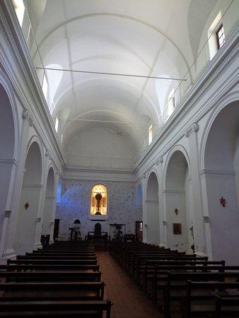 Iglesia Matriz: Interior