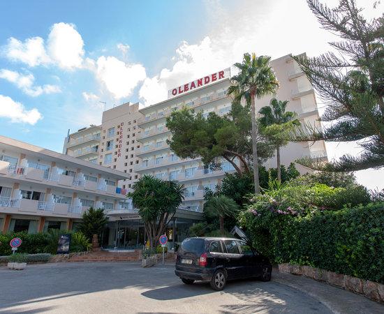 Hotel Pamplona Mallorca Hrs