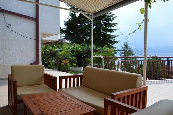 Balcony - Picture of Villa Fania, Ohrid - Tripadvisor