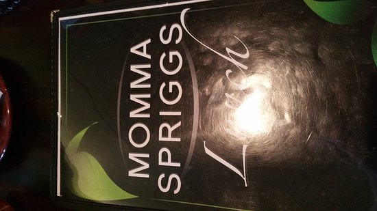 Momma Spriggs Restaurant