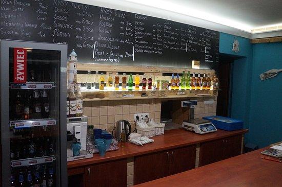 Mielno, Πολωνία: proste menu