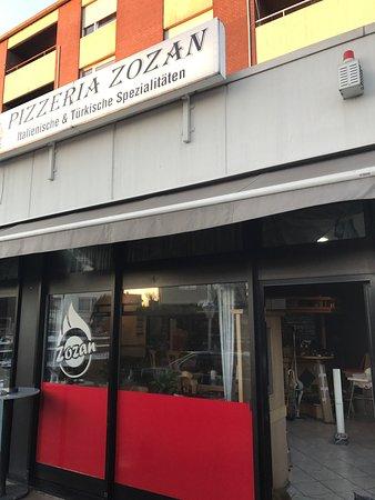 Osnabrück, Alemanha: Neues Design bei Zozan - sehr schön viel besser als zuvor! Jetzt passt das Ambiente zum leckeren