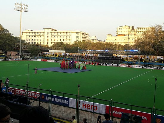 Mahindra Hockey Stadium