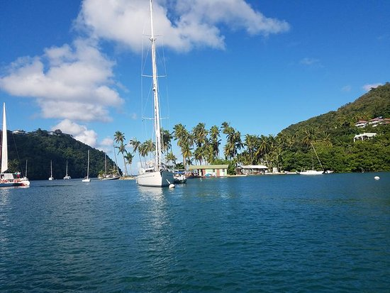 361fee29215 Sandals Regency La Toc  Marigot Bay - from our tour with Our Toy Boat Tours