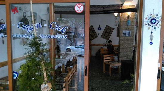 Kemalpasa, ตุรกี: Bon-cuk cafe NazarKöy