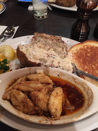 Dooger's Seafood & Grill: Cajon Crab Legs